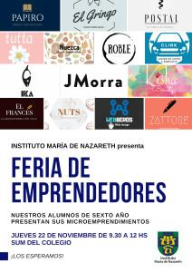 FERIA DE EMPRENDEDORES